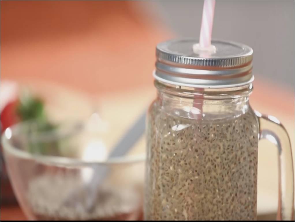奇異籽蜂蜜檸檬水做法及所需材料